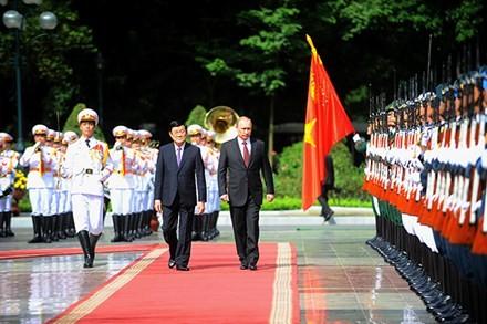 Prensa rusa y mundial destaca visita de Putin a Vietnam - ảnh 1