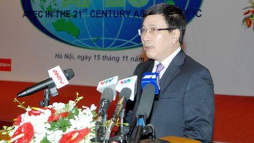 """Vietnam acoge la Conferencia """"APEC en la región Asia- Pacífico del siglo XXI"""" - ảnh 1"""
