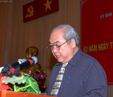 Conmemoran aniversario 83 del Frente Nacional de Liberación de Vietnam - ảnh 1