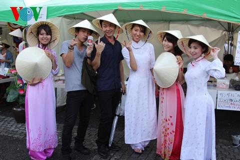 Inaugurado Festival de Japón en Ciudad Ho Chi Minh - ảnh 1