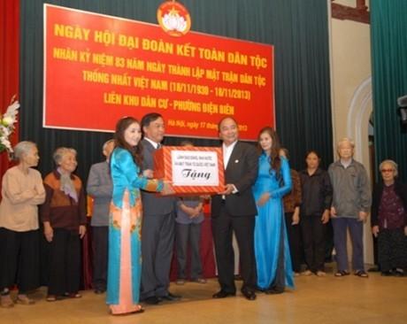 Vietnam llama promover unidad nacional entre pueblo - ảnh 1