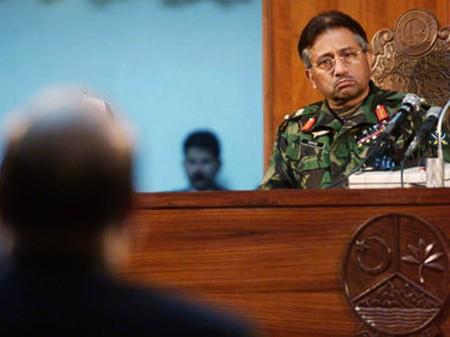 Pakistán juzgará al expresidente militar Pervez Musharraf por traición  - ảnh 1