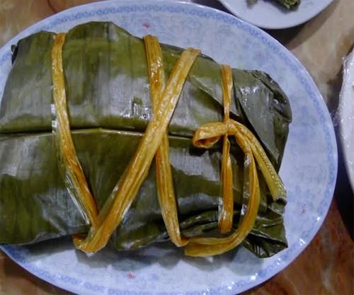 Arte culinario de la minoría étnica Thai en Muong Lay - ảnh 1