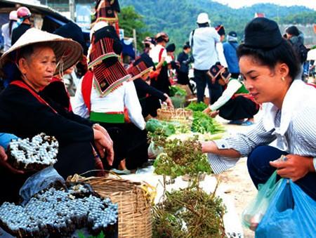 Arte culinario de la minoría étnica Thai en Muong Lay - ảnh 3