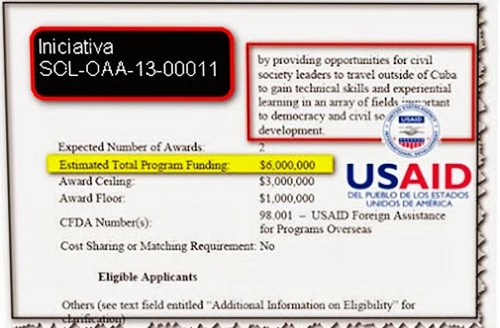 Detectada conspiración de Estados Unidos contra Cuba - ảnh 1