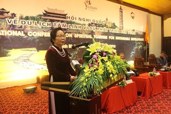 Apuesta Vietnam por desarrollo del turismo espiritual - ảnh 1