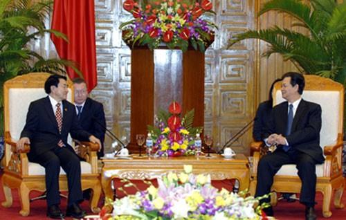 Vietnam y Mongolia afianzan relaciones bilaterales - ảnh 2