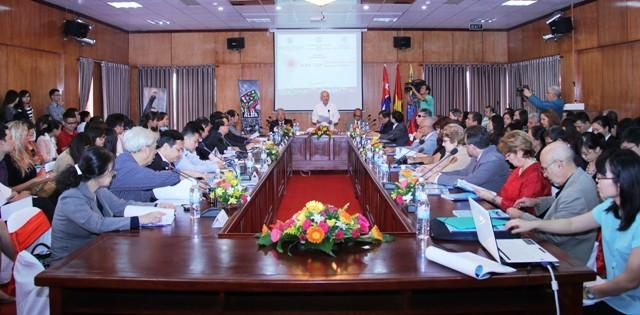 Intercambio cultural entre Vietnam y América Latina - ảnh 1