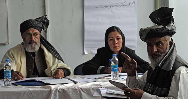 Afganistán y Estados Unidos se enfrentan por calendario del pacto de seguridad - ảnh 1