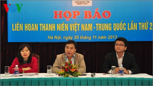 Cobija China segundo Festival juvenil con Vietnam - ảnh 1