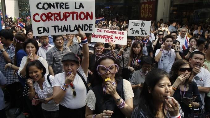 Fuerzas militares tailandeses llaman al diálogo político - ảnh 1