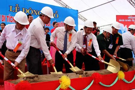 Aniversario 50 del Triunfo de Dam Doi – Cai Nuoc – Cha La en extremo sur del país - ảnh 1