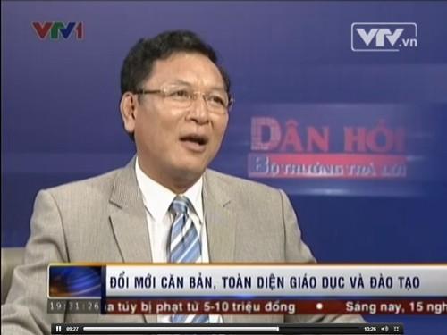 La educación de Vietnam hacia una reforma radical e integral - ảnh 1
