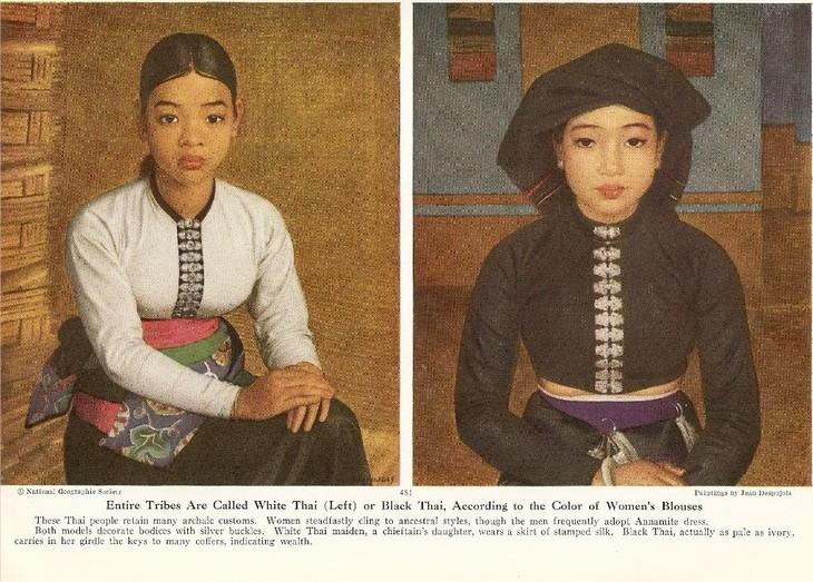 Devoción de la minoría étnica Thai en Muong Lay por preservar su cultura  - ảnh 1