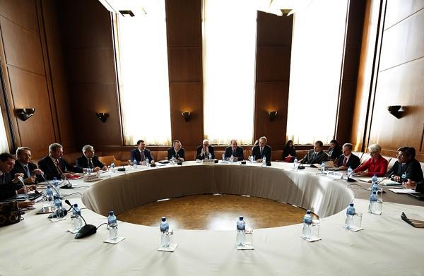 La ONU concreta fecha de conferencia de paz en Siria - ảnh 1
