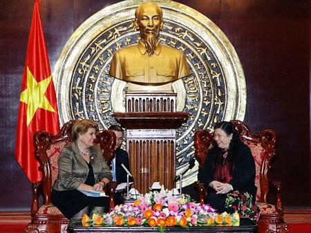 Encomia Vietnam aportes de UNICEF a la infancia - ảnh 1