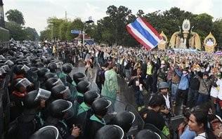 Crisis política en Tailandia – un desafío para gobierno de Yingluck Shinawatra - ảnh 2