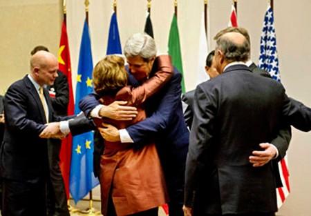 Acuerdo preliminar entre Irán y Grupo P5+1 – Optimismo cauteloso - ảnh 1