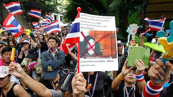 Gobierno tailandés abre puerta al diálogo con manifestantes - ảnh 1