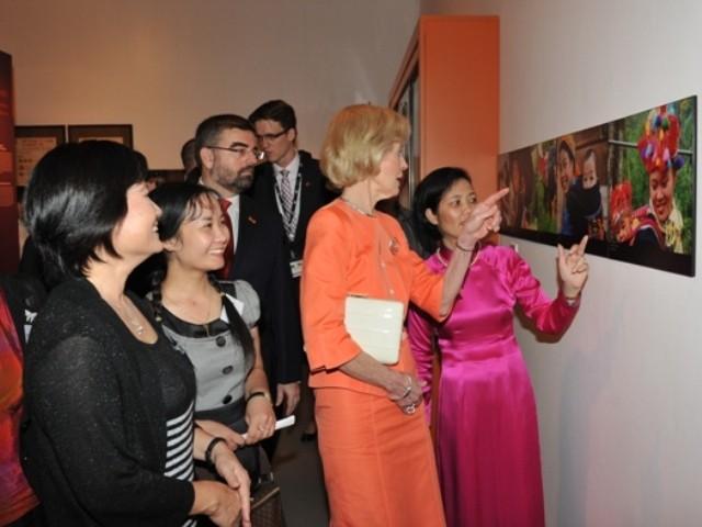 Museo de la Mujer de Vietnam - ảnh 3