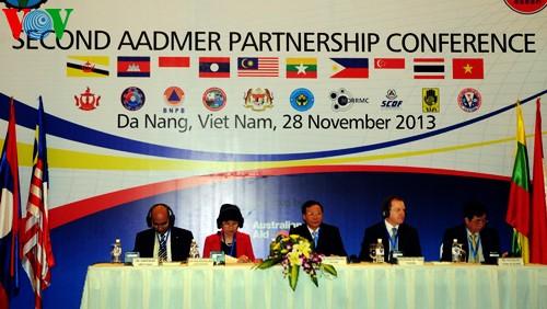 Conferencia  de ASEAN sobre repuesta rápida a desastres naturales - ảnh 1
