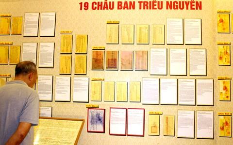 Documentos oficiales de los reyes, un nuevo patrimonio mundial de Vietnam - ảnh 2