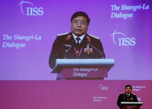 Vietnam logra alta posición en el XIII Diálogo de Shangri-la - ảnh 1