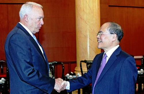Estados Unidos apoya postura de Vietnam sobre el Mar Oriental  - ảnh 1