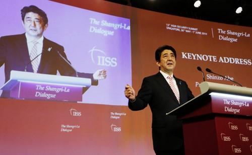 Japón rechaza declaraciones de China sobre el discurso de Shinzo Abe - ảnh 1