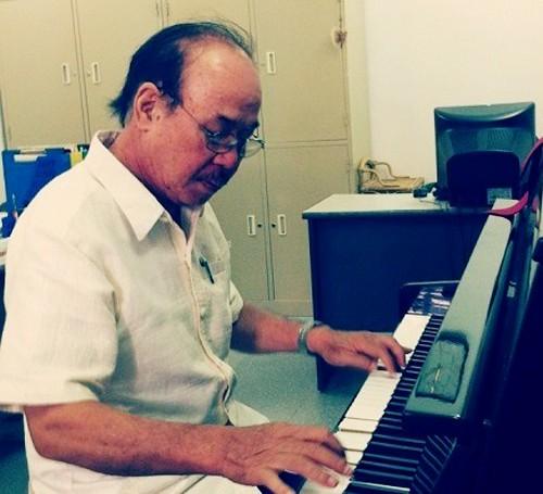 Veterano compositor de música revolucionaria de Vietnam - ảnh 3