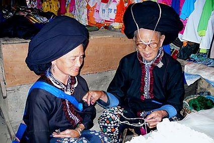 Dao Khau, grupo simbólico de la comunidad Dao en Vietnam - ảnh 2