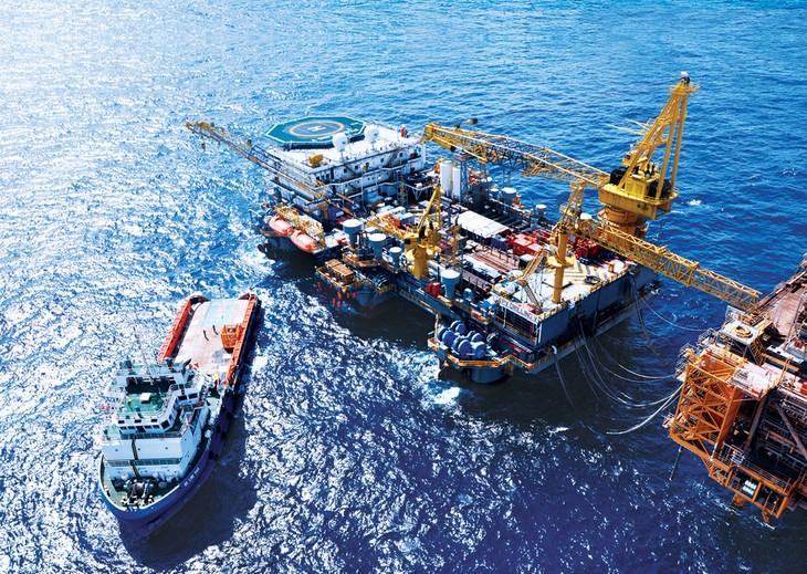 PetroVietnam insiste en la explotación petrolera para enriquecer la patria - ảnh 2