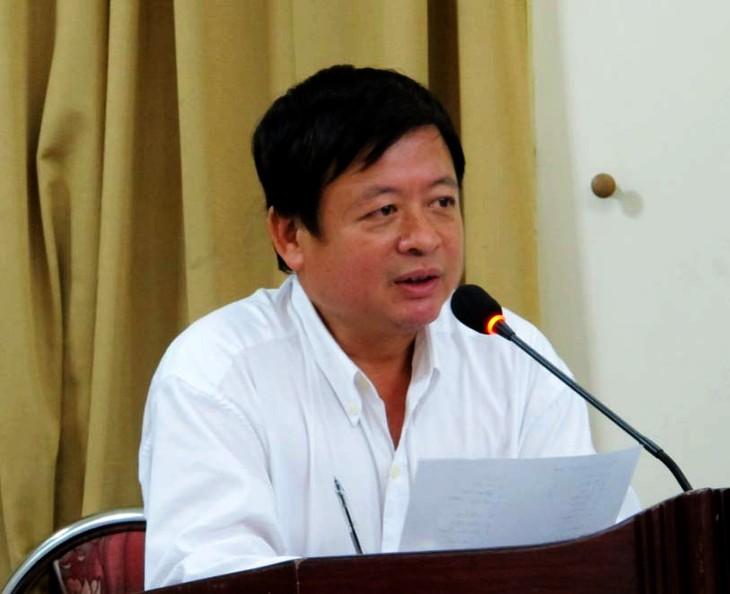 Veterano compositor de música revolucionaria de Vietnam - ảnh 2