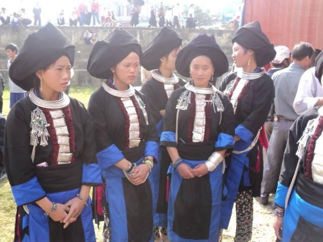 Dao Khau, grupo simbólico de la comunidad Dao en Vietnam - ảnh 3