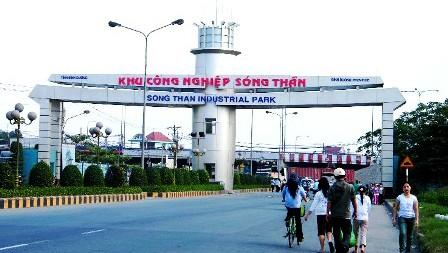 Recuperadas actividades productivas y comerciales en Binh Duong tras disturbios - ảnh 1