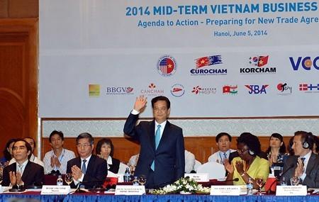 Comprometido gobierno vietnamita a garantizar la seguridad para empresas e inversores extranjeros - ảnh 1