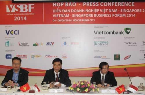 Vietnam, atractivo destino inversionista para empresarios singapurenses - ảnh 1