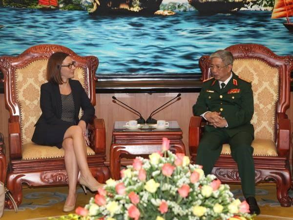Vietnam y Estados Unidos promueven la superación de las secuelas de guerra - ảnh 1