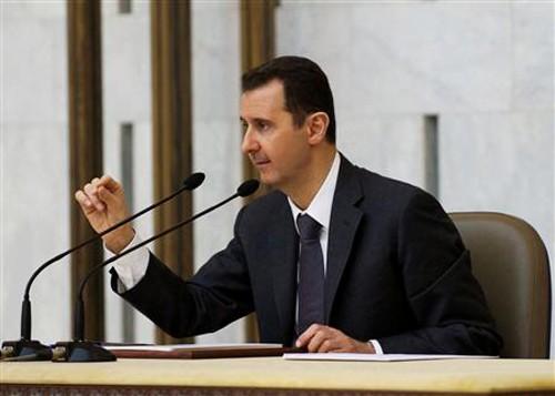 Opinión pública sobre las elecciones presidenciales en Siria - ảnh 1