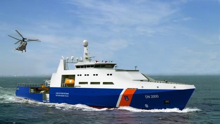 Seguridad marítima, con arreglo a la ley internacional y en bien de la paz - ảnh 2