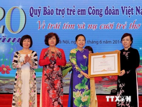 Gobierno vietnamita asegura atención a la infancia  - ảnh 1