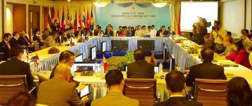 Tensiones del Mar Oriental centran en reuniones de ASEAN  - ảnh 1