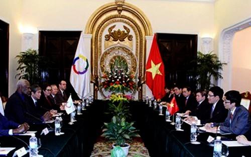 Organización francófona apoya la solución del problema en Mar Oriental por vía jurídica - ảnh 1