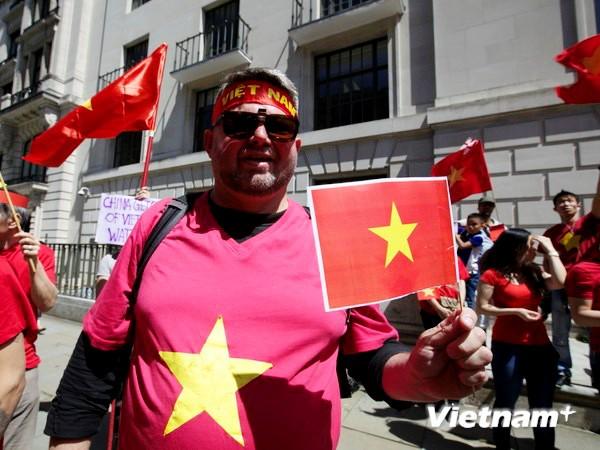 Comunidad de vietnamitas en ultramar aportan 100 mil dólares a la defensa nacional en Mar Oriental - ảnh 2
