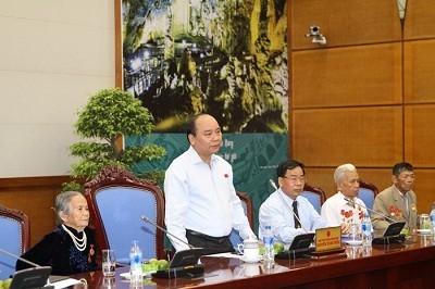Vietnam dedica mayor prioridad a personas con meritos revolucionarios - ảnh 1