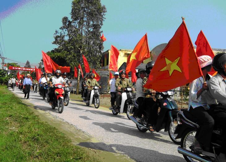Movimientos emulativos del patriotismo contribuyen al progreso nacional en integración mundial - ảnh 1