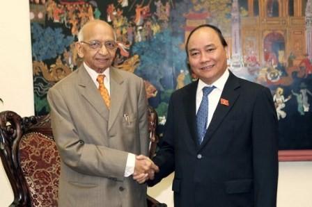 Agradece Vietnam apoyo de la Asociación Internacional de Juristas Demócratas - ảnh 1