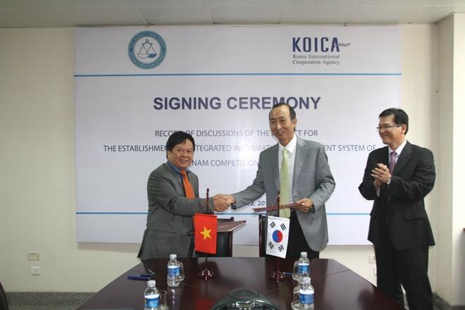 KOICA apoya Vietnam en la mejora de capacidad competitiva  - ảnh 1
