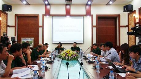 Fomentan cooperación de ASEAN en la remoción de bombas y explosivos  - ảnh 1