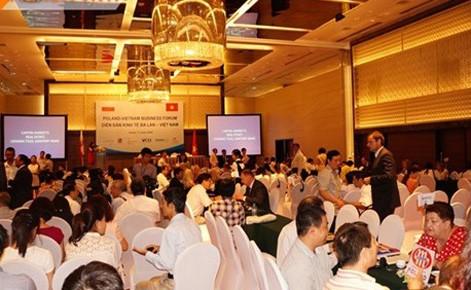 Inauguran Foro Económico Polonia- Vietnam - ảnh 1